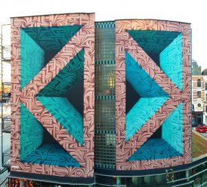 Astro Rotterdam Street Art Museum